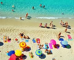 Tropea, beach