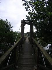 Monteviot Footbridge (cessna152towser) Tags: bridge footbridge jedburgh scottishborders harestanes monteviot