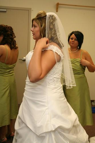 delisa's wedding