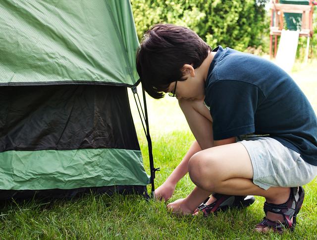 6 Michael tent