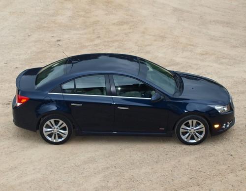 2011 Chevrolet Cruze 16