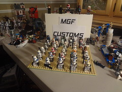 What i'll be bringing to Brickfair :D (MGF Customs/Reviews) Tags: te he ahh