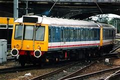 121029 Bedford 20.8.98 (jonf45 - 2 million views-Thank you) Tags: bedford br rail trains class british network 121 southeast railways nse dmu 121029