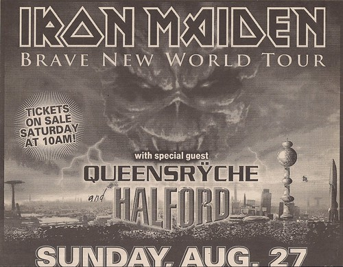 08-27-00 Iron Maiden/Queensruce/Halford @ St. Paul, MN (Top)0001