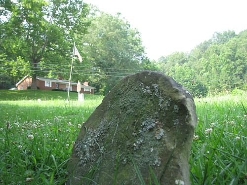 Rural Cemetery - Elliott County