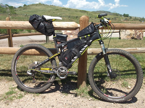 2011 Colorado Trail Race bike
