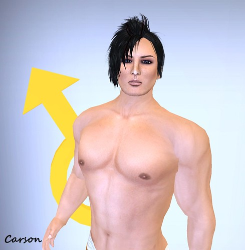 Me-I Humanoidism Hair  Loki ---    Reila Skins - Frey Skin