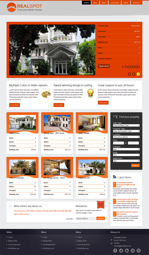 realpost-wordpress-theme