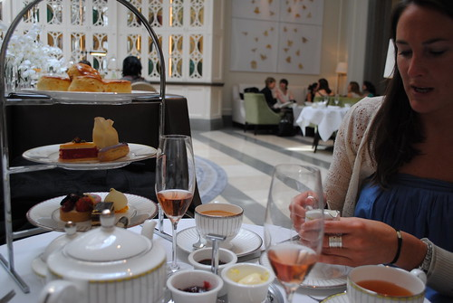 birthday afternoon tea