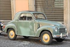 Fiat 500 Topolino (Rome)