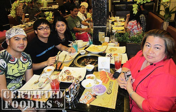 Our second time at YakiMix in Trinoma - CertifiedFoodies.com