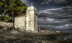 Svjetionik 2 (ModelArt7) Tags: lighthouse croatia hdr brac sumartin svjetionik