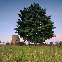 Dunte windmill (alex melsitov (www.melsitov.com)) Tags: sunset 3 tree mill windmill landscape oak nikon ray galen latvia tokina stop capture riga singh gnd dunte nx2 rowells d300s 116pro