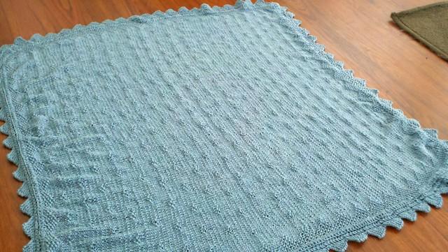 Baby Boy Blanket 1