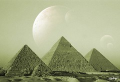 Nibiru_by_SinapX (planetarytraveler1) Tags: art illustration digital images x planet astronomy eris planetx tyche thedestroyer nibiru wingeddisc