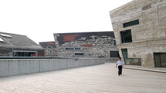 Ningbo Historical Museum (12) (evan.chakroff) Tags: china evan brick history museum architecture facade historic historical ningbo 2009 evanchakroff wangshu chakroff amateurarchitecturestudio ningbohistoricalmuseum evandagan