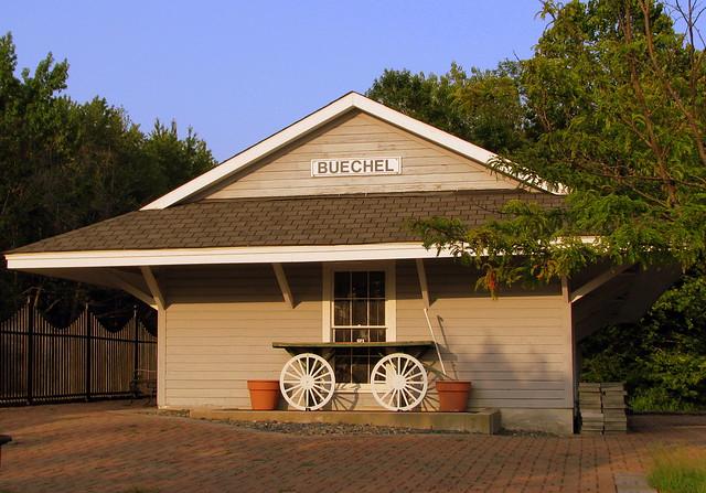 Buechel, KY Train Depot