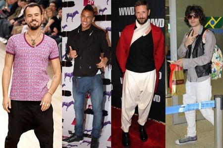 calça masculina saruel 2012