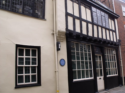 Pettus House - 41 and 43 Elm Hill, Norwich