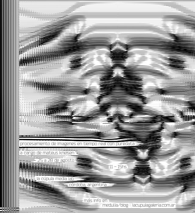 procesamiento de imágenes en tiempo real con puredata