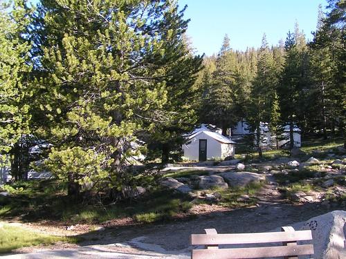 California Vacation 2011 Tuolumne Meadows Lodge First