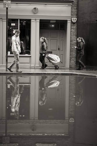 571/1000 - Road Reflections by Mark Carline