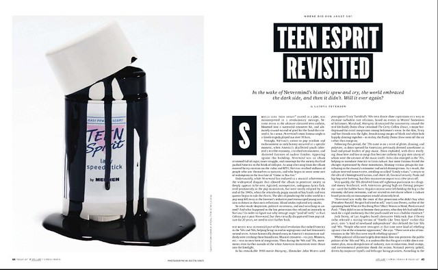Teen Espirit Revisited