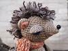 Findus head (theknitbitch) Tags: make crochet craft figure amigurumi crafting crocheting