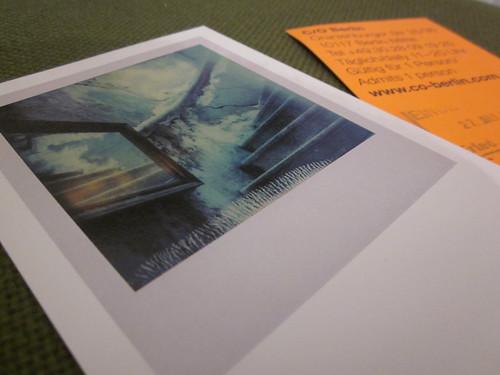Sibylle Bergemann, Polaroid exhibit at C/O Berlin