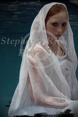 Dark Mystery (Stephanie Riley Photography) Tags: girl dark ghost mysterious edgy