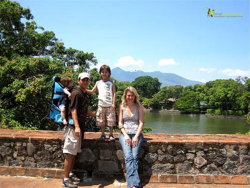 Isletas Tour Granada Nicaragua Family Travel