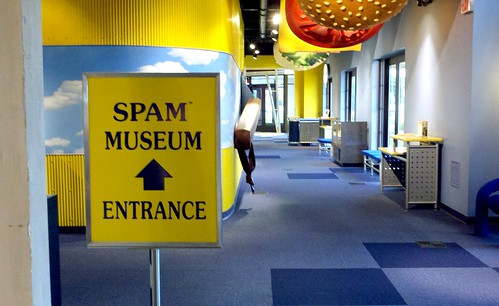 Spam Museum by RV Bob