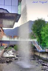 Museu de l'aigua d'Escaldes - Engordany (Jordi TROGUET (Thanks for 1.862.797+views)) Tags: leica rio river agua eau hdr andorra aigua x1 cascada riu escaldes jtr escaldesengordany troguet jorditroguet spiritofphotography vipveryimportantphotos leicax1 mygearandme ringexcellence leicacameraagleicax1