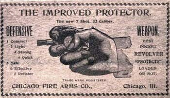 Chicago Protector original advertisement