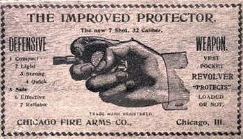 Chicago Protector original advertisement