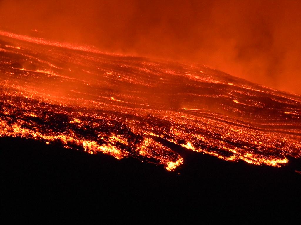 Whole lotta lava