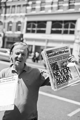 'Never again'