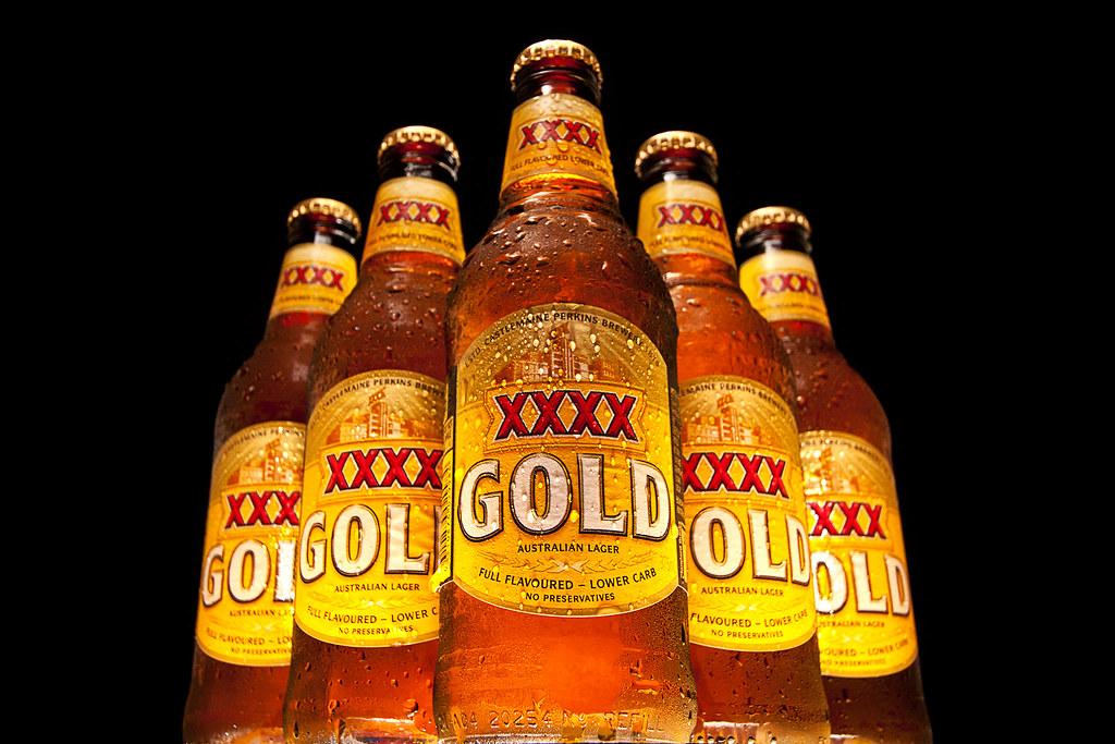 Xxxx Beer 81