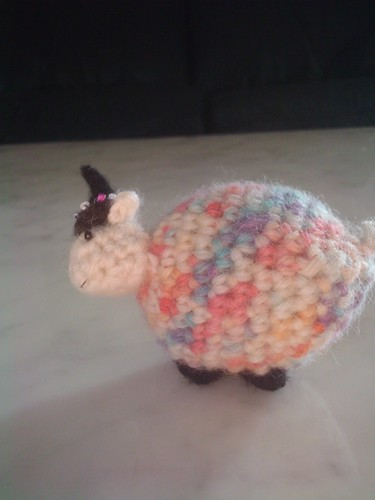 Witchy sheep prize