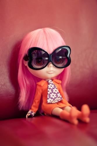 Blythe chic @ Vintage 2011