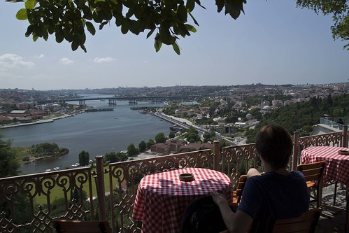 View from Piyer Loti over Golden Horn