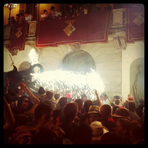 Les Santes. No n'hi ha prou #lessantes #mataro #momerota
