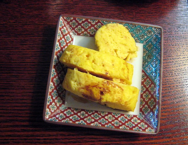 Datemaki, rolled omelet