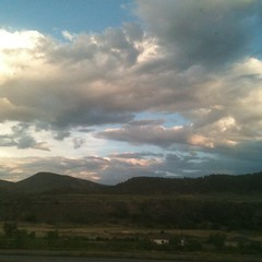 Another view from California zephyr train