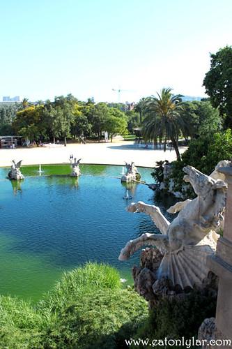 Font de la cascada, Barcelona