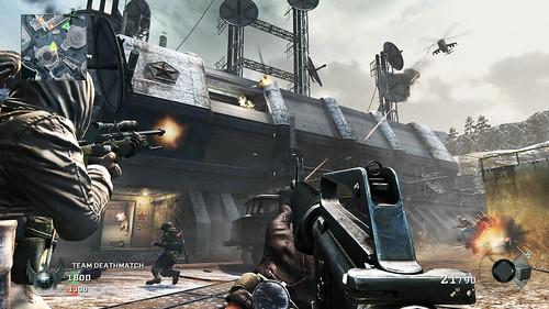 Call of Duty Black Ops Annihilation - Silo (1)
