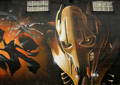 Dark Grevious (kalees one) Tags: paris france dark graffiti starwars general thc nok udn pck grevious kalis grk sinke