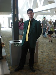 Lupin III (neshachan) Tags: costume cosplay baltimore otakon lupiniii baltimoremd animeconvention lupin3 otakon2011 otakonfriday2011