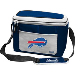 Buffalo Bills Coleman 12 Pack/Can Cooler Bag