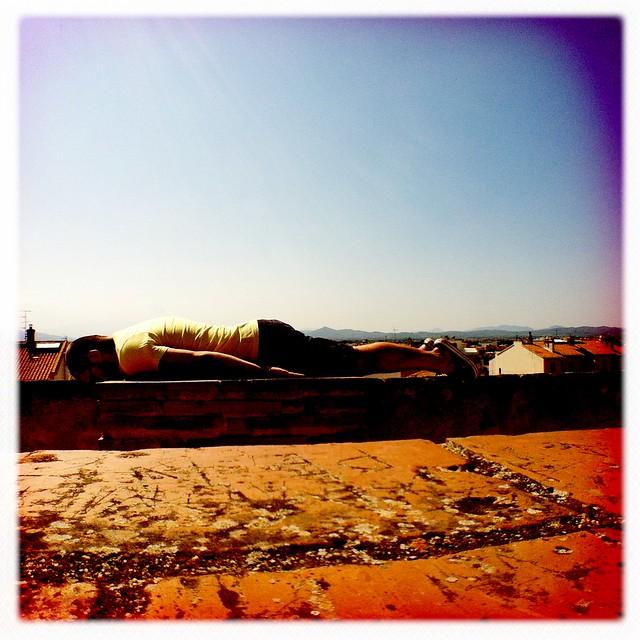 Iola planking 1